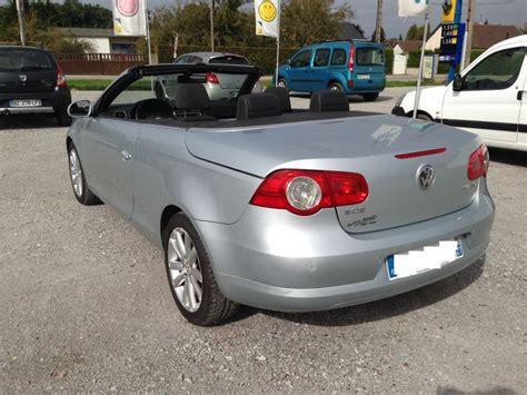 occasion garage volkswagen occasion 224 vendre volkswagen eos tdi 140ch conceptline