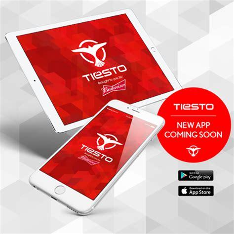 dj tiesto app tiesto lanzar 225 app disponible para ios y android tusdj