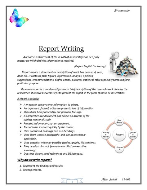 Meaning Of Bibliography In Report Writing by Report Writing Reference Bibliography