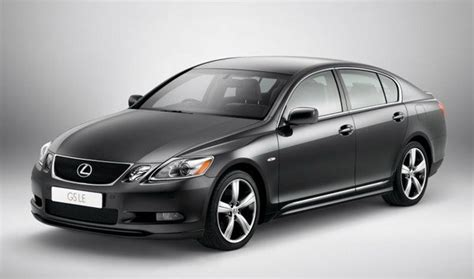 2007 lexus gs 300 limited edition car review top speed
