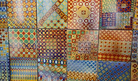 Patchwork System - fabric wall designs bedroom wall patchwork wall tile