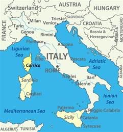 corsica map corsica yacht charter guide yacht charter fleet
