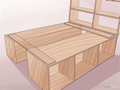 Construirea Unui Pat Din Lemn Un Ghid Pas Cu Pas Case How To Make Wood Bed Frame