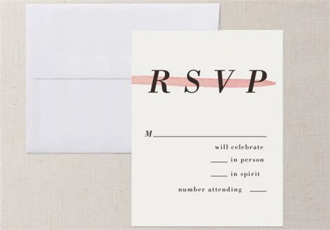 ways to word wedding invitations ways to word your rsvp card rustic wedding chic