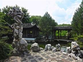 China Garden Southton Ny by The New York Scholar S Garden
