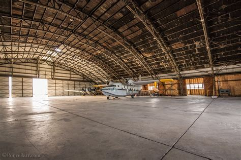 Where Is Hangar 1 by Into The Photography Lighting The Historic Enola