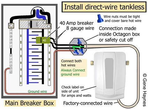 50 breaker box wiring diagrams wiring diagram schemes