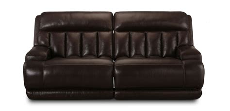 cole leather reclining sofa nitro leather power reclining sofa by cole designs