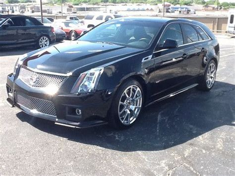 cadillac cts v wagon used buy used 2013 cadillac cts v wagon in fort worth