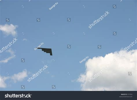 b2 stealth bomber fly by stock photo 371916 shutterstock