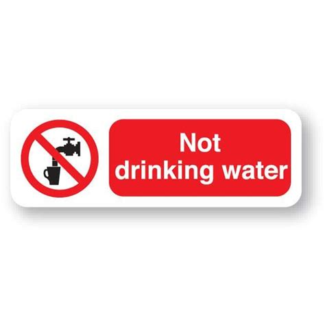 not water p21fp not water sign farm sign