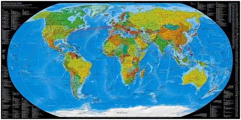 show earth map weltkarte