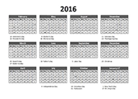 2016 Accounting Calendar 4 5 4 Free Printable Templates Iphoto Calendar Templates