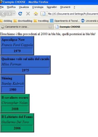 xsl apply templates swappa tecnologie web xsl