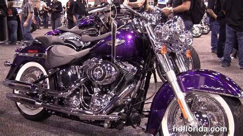 new 2014 harley davidson flstn softail deluxe motorcycle color price