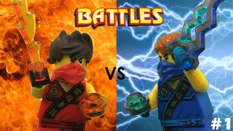 ninjago lloyd vs lord garmadon