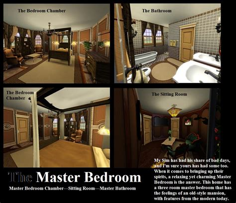 sims 3 master bedroom mod the sims 275 cotton branch drive 6 bedroom 4 5
