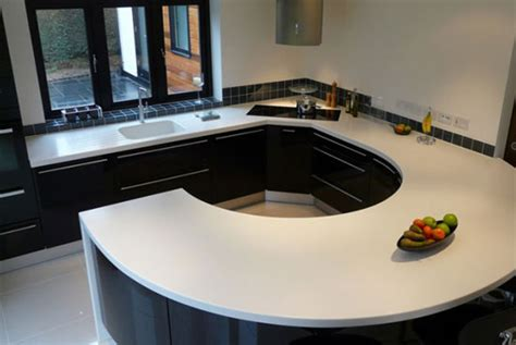 Backsplashes In Kitchens by Corian Kitchen Worktops Cjem Worksurfaces Corian