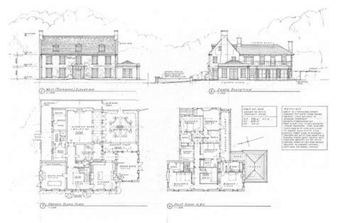 georgian architecture house plans a georgian farmhouse floor plans contemporary