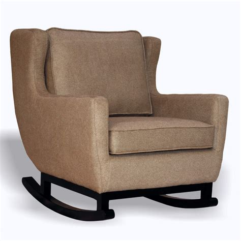 couch rocking chair upholstered rocking chair 2014 modern home interiors