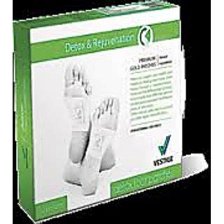 Vestige Detox Foot Patches by Vestige Detox Foot Patch Prices In India Shopclues