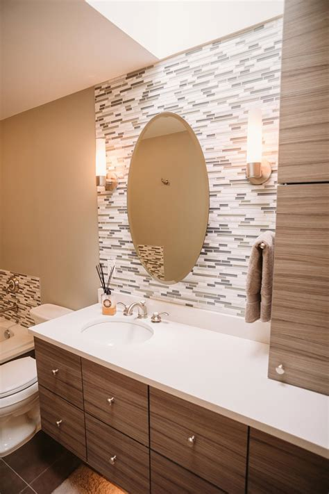 tile accent wall in bathroom bathroom accent wall bathroom trends 2017 2018