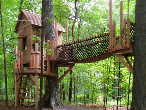 Backyard Tree House Kits by Barbara Butler Extraordinary Play Structures For
