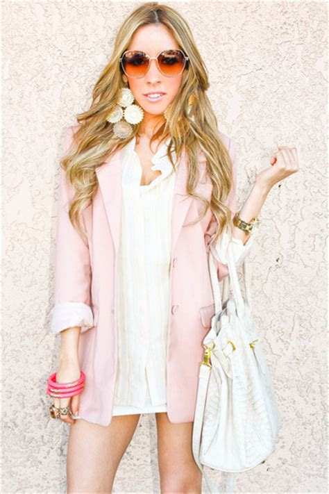 h m light pink blazer white shophandrcom dresses light pink h m blazers beige