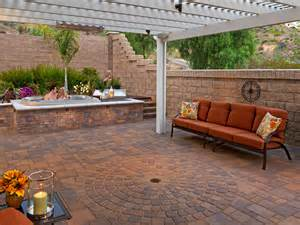 Paving Ideas For Backyards Backyard Patio Designs With That Can Refresh Your Mind Landscaping Gardening Ideas
