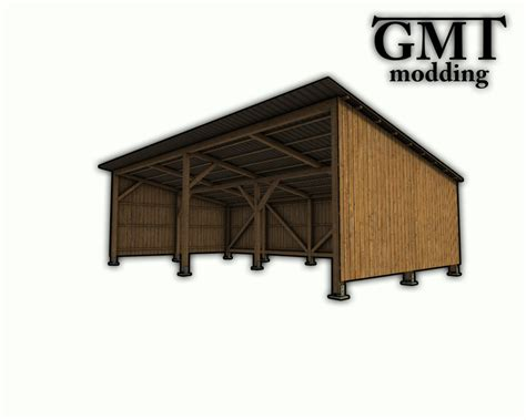 small shed pack v 1 0 building mod
