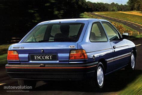 car engine repair manual 1991 ford escort security system ford escort 3 doors specs 1990 1991 1992 autoevolution