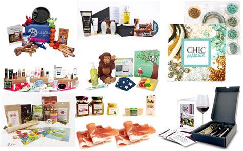 box mensuelle cuisine panorama de toutes les box existantes