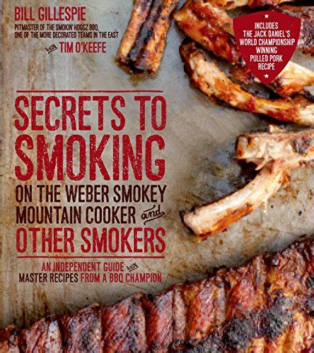 Pdf Secrets Smokey Mountain Smokers by Cookbooks List The Best Selling Quot Barbecuing Grilling