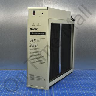 trion he2000 electronic air cleaner