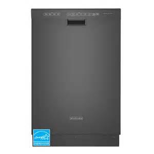 kitchenaid dishwasher kitchenaid kuds30ixbl built in dishwasher 4 cycles stainless steel interior 4 hour delay wash