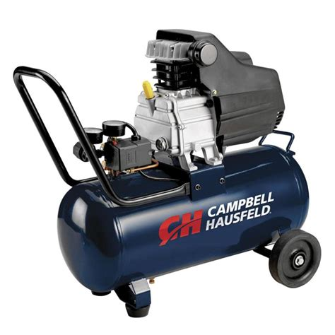 campbell hausfeld  gallon portable electric horizontal