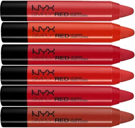 Lipstik Nyx Simply nyx simply lip collection for fall 2014