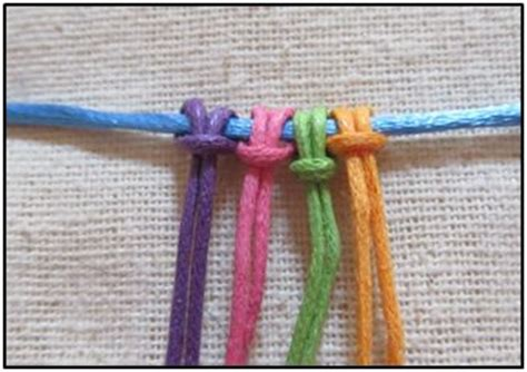 How To Learn Macrame - macrame and knots on