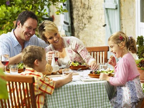 Happy Colours by How To Keep Perfect Nutrition As Part Of A Family Fitter
