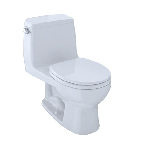 Closet Toto 421 White toto ultramax 1 1 6 gpf single flush toilet in cotton white ms853113s 01 the home