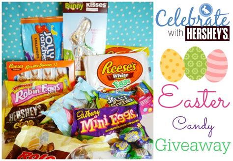 Hershey Giveaway - hershey s easter candy basket ideas a brownie trifle bunnytrail