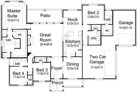 korel home designs s2695r no nonsense plan needs safe room 17 best images about house plans on pinterest house