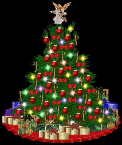 imagenes de navidad movibles im 225 genes animadas de arboles de navidad para compartir con