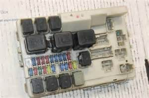 fuse box panel nissan 350z altima quest 2003 2004 2005 2006 2007 284b7cn000 ebay
