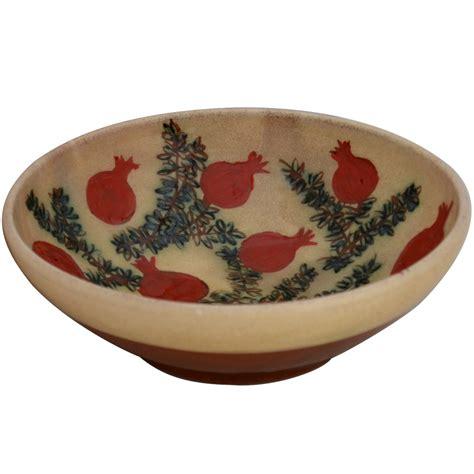 centerpiece bowls for decoration handmade pomegranate