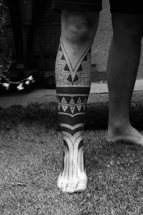 maori leg tattoos for men maori half leg best ideas designs