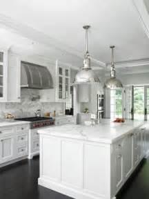 White Kitchen Ideas Pinterest The Zhush Seven Inspiring White Kitchens