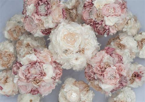Fur String Aksesoris Bulu Bouquet winter wedding trends great performances
