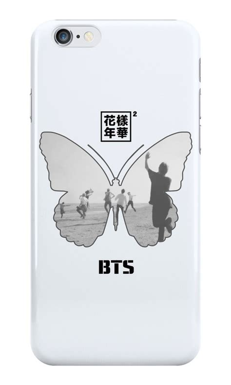 Line Doll For Iphone 5 5s Se 6 6s 6 6s Un71 quot bts butterfly quot iphone cases skins by angelquique