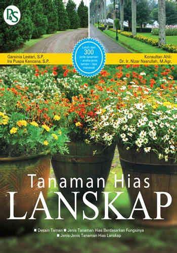 buku tanaman hias lanskap edisi revisi